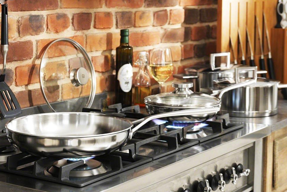 35% Off Regular Price Stainless Steel Cookware